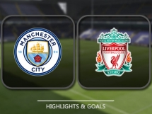 Manchester City 1:1 Liverpool