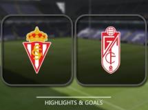 Sporting Gijon 3:1 Granada CF