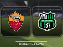 AS Roma 3:1 Sassuolo