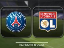 PSG 2:1 Olympique Lyon