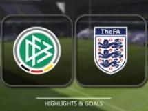 Niemcy 1:0 Anglia