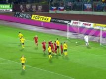 Czechy 3:0 Litwa