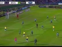 Urugwaj 1:4 Brazylia
