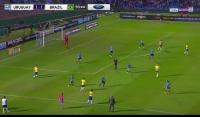 Brazylia rozgromiła Urugwaj! [Wideo]