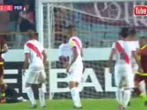 Wenezuela 2:2 Peru
