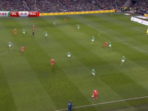 Irlandia 0:0 Walia