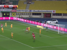 Austria 2:0 Mołdawia