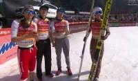 Kamil Stoch pobił rekord skoczni i Polski! [Wideo]