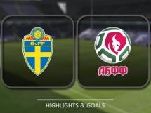 Szwecja 4:0 Białoruś