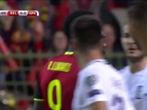 Belgia 1:1 Grecja