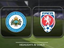 San Marino 0:6 Czechy