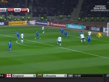 Azerbejdżan 1:4 Niemcy