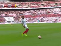 Anglia 2:0 Litwa