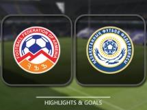 Armenia 2:0 Kazachstan