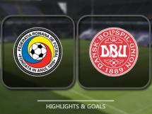 Rumunia 0:0 Dania