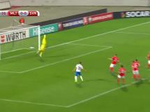 Malta 1:3 Słowacja