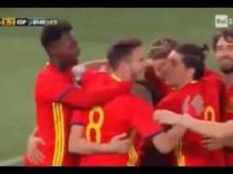 Włochy U21 1:2 Hiszpania U21