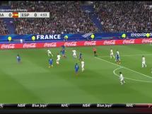 Francja 0:2 Hiszpania