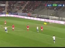 Austria 1:1 Finlandia