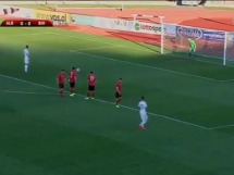 Albania 1:2 Bośnia i Hercegowina