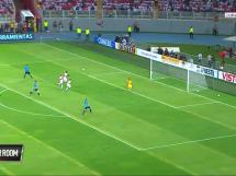 Peru 2:1 Urugwaj