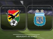Boliwia 2:0 Argentyna