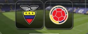 Ekwador 0:2 Kolumbia
