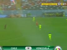 Chile 3:1 Wenezuela