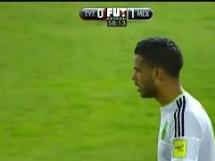 Trinidad/Tobago 0:1 Meksyk