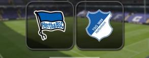 Hertha Berlin 1:3 Hoffenheim