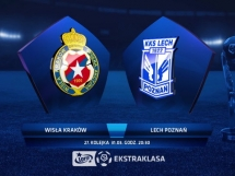 Wisła Kraków 0:0 Lech Poznań
