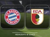 Bayern Monachium 6:0 Augsburg