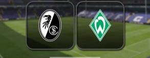Freiburg 2:5 Werder Brema