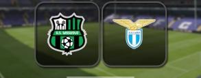 Sassuolo 1:2 Lazio Rzym