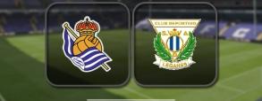 Real Sociedad 1:1 Leganes