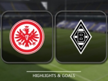 Eintracht Frankfurt 0:0 Borussia Monchengladbach