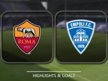 AS Roma 2:0 Empoli