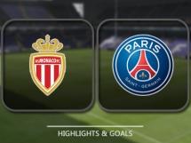 AS Monaco 1:4 PSG