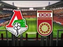 FC Ufa 0:1 Lokomotiw Moskwa