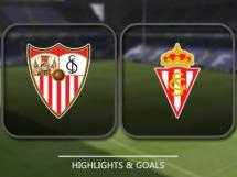Sevilla FC 0:0 Sporting Gijon