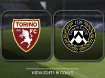 Torino 2:2 Udinese Calcio