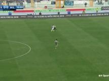 Pescara 1:1 AC Milan