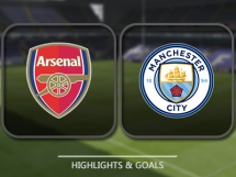 Arsenal Londyn 2:2 Manchester City