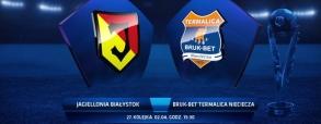 Jagiellonia Białystok 1:0 Termalica Bruk-Bet Nieciecza