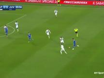 Napoli 1:1 Juventus Turyn