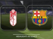 Granada CF 1:4 FC Barcelona
