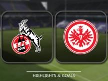 FC Koln 1:0 Eintracht Frankfurt