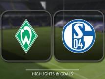 Werder Brema 3:0 Schalke 04