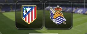 Atletico Madryt 1:0 Real Sociedad