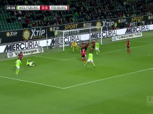 VfL Wolfsburg 0:1 Freiburg